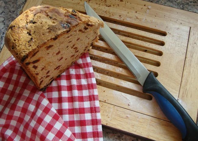 Krentenbrood broodbakmachine broodmix