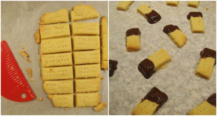 Shortbread koekjes