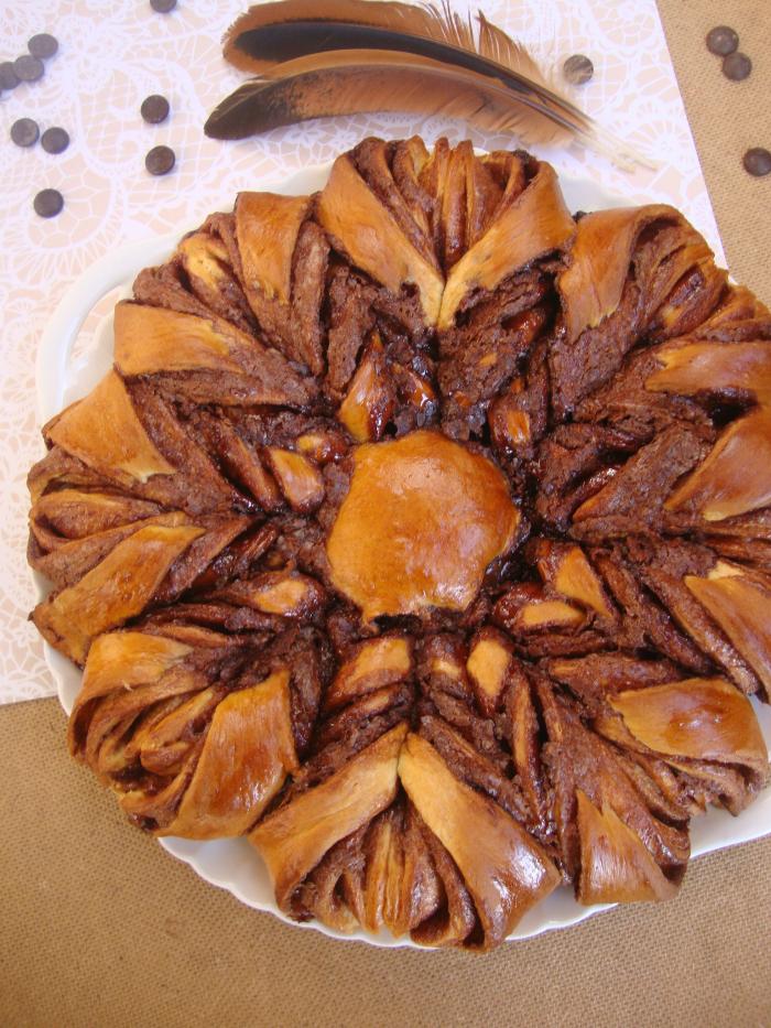 nutella-ster-brioche-brood2
