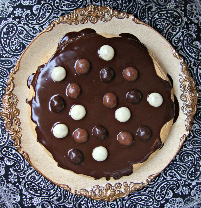 2-speculoos-taart-met-chocolade-kruidnoten