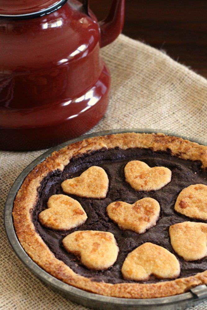 chocolade koek